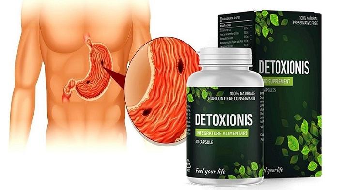 detoxionis a cosa serve