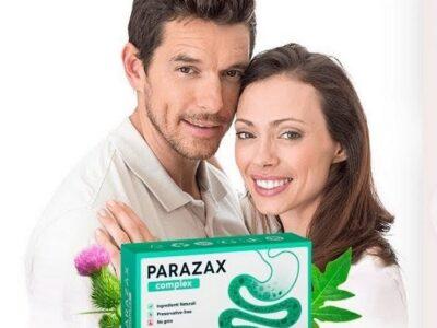 Complesso naturale Parazax contro i parassiti