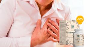 Detonic - para colesterol - onde comprar - comentarios - capsule