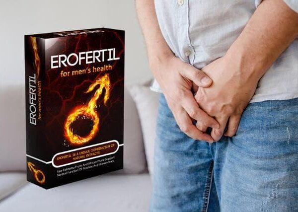 Erofertil - un trattamento affidabile per la disfunzione erettile