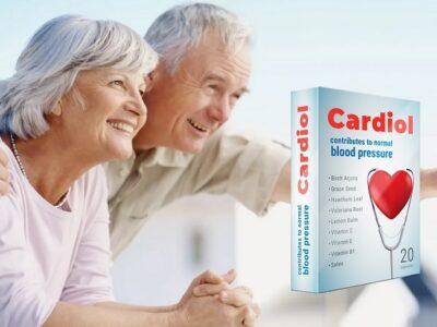 Colpire l'ipertensione e le anomalie cardiovascolari con le compresse Cardiol