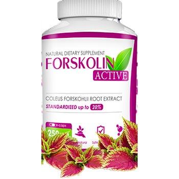 Imballaggio dell'additivo Forskolin Active