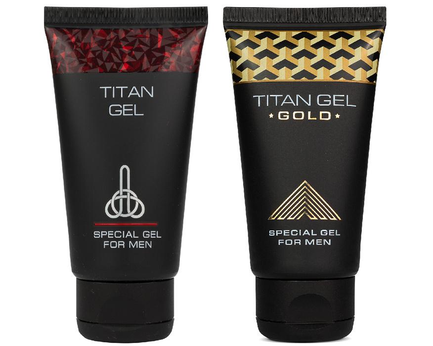 titan gel originale